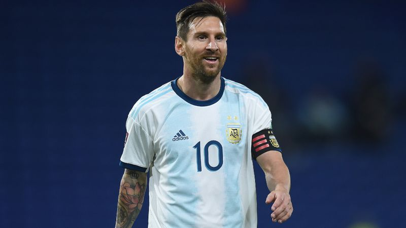 Messi is a step ahead of everyone else, says Inter star Lautaro Martinez