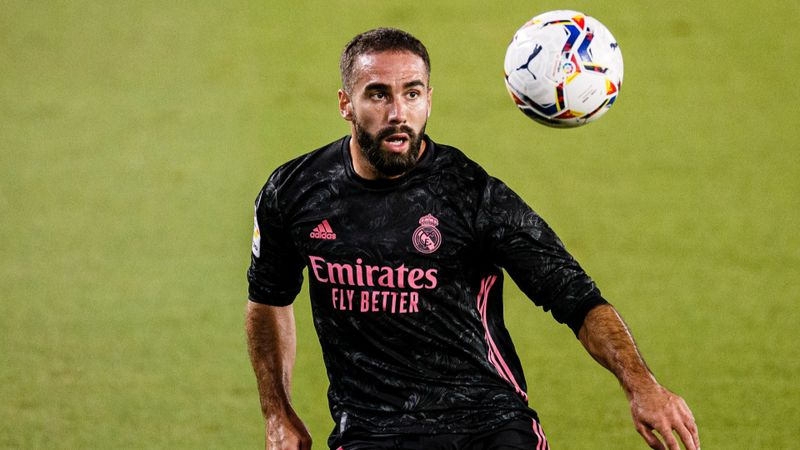 Madrid right-back Carvajal suffers MCL injury