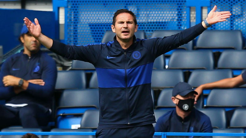 I won't row with Roy! Lampard hails Palace boss and denies Mourinho spat was all about advice