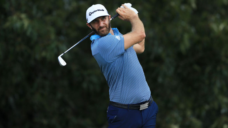 Dustin Johnson withdraws from Zozo Championship