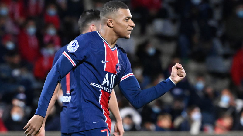 Mbappe chases Messi record, history weighs heavily on Pirlo – Champions League in Opta numbers