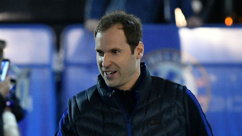 Retired Cech named in Chelsea's Premier League squad