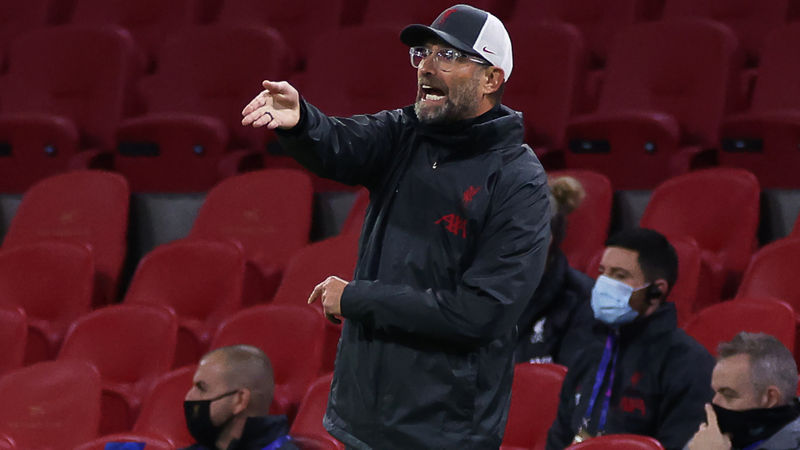 Klopp hails 'deserved' Liverpool win over Ajax amid fitness issues