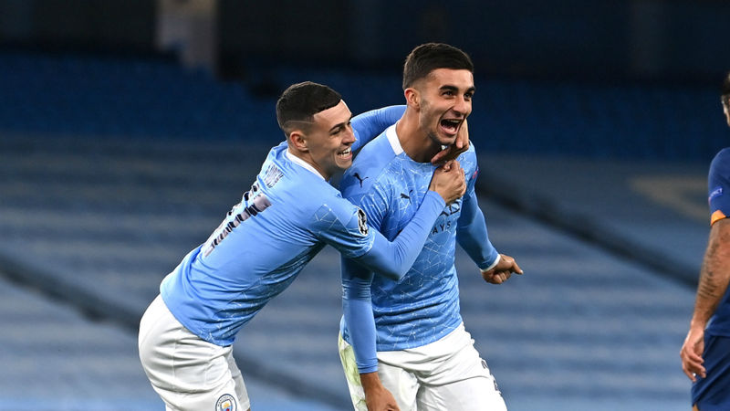 Manchester City 3-1 Porto: Guardiola's men recover after Diaz's individual brilliance