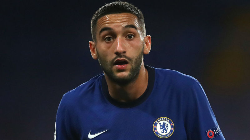 Ziyech ready to adapt to fit in at Chelsea after delayed start