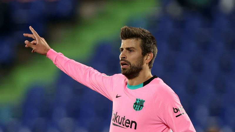 Koeman 'respects' Pique's comments and backs defender to shine in El Clasico