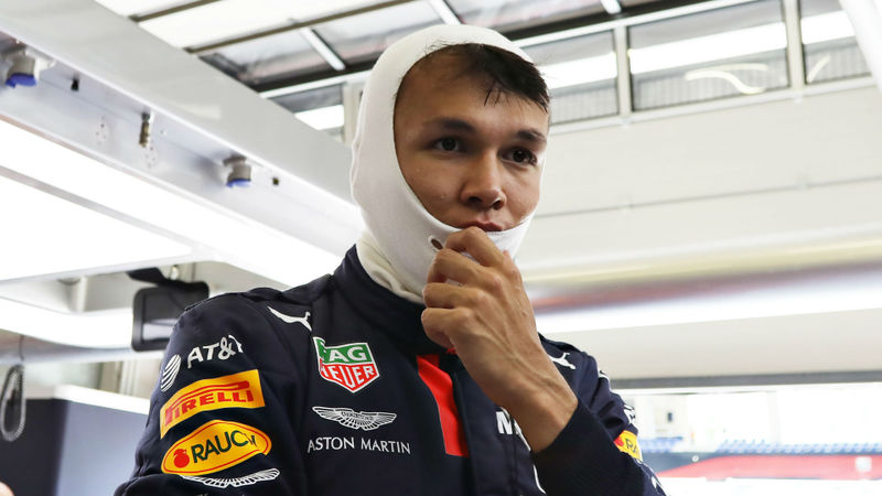Horner: Red Bull will look at outside options if Albon fails to earn seat