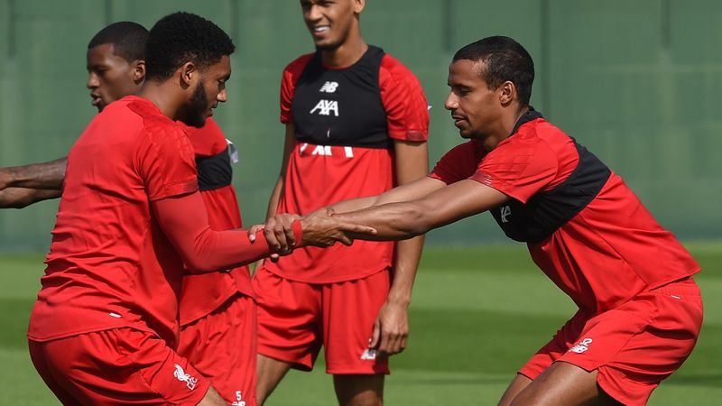 Gomez-Matip partnership is not rocket science - Klopp