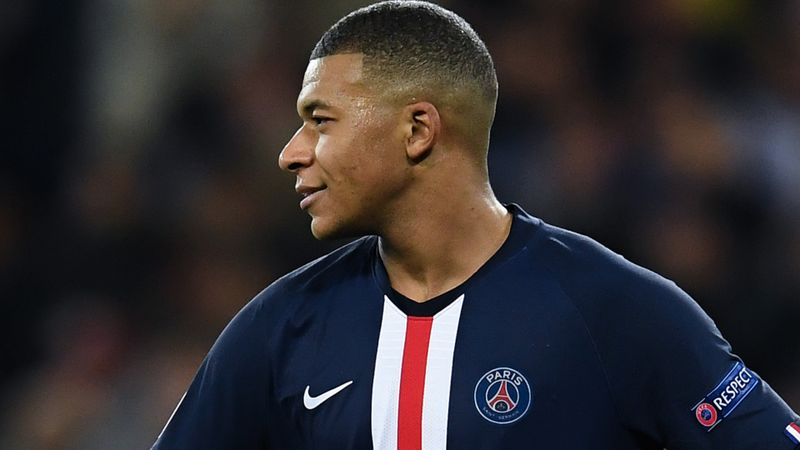 Mbappe set for PSG rest after playing 'too many matches'