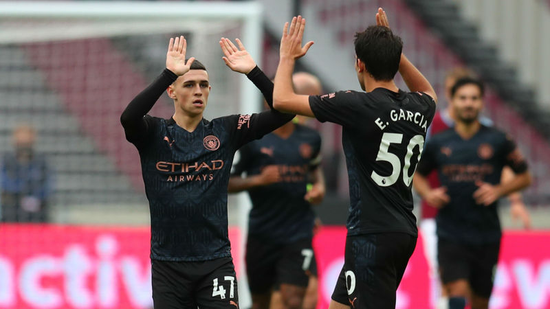 West Ham 1-1 Manchester City: Foden cancels out Antonio stunner but City struggle again