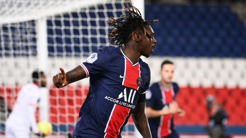 Paris Saint-Germain 4-0 Dijon: Kean off the mark with first-half double