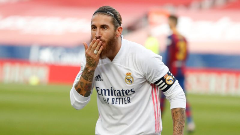 Ramos: Pivotal Madrid penalty 'very clear'