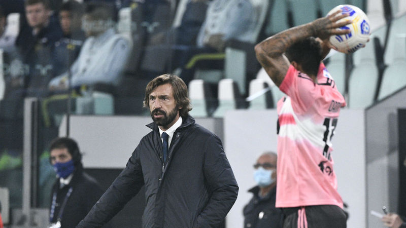 Pirlo unimpressed by Juventus' lack of intensity during Verona draw