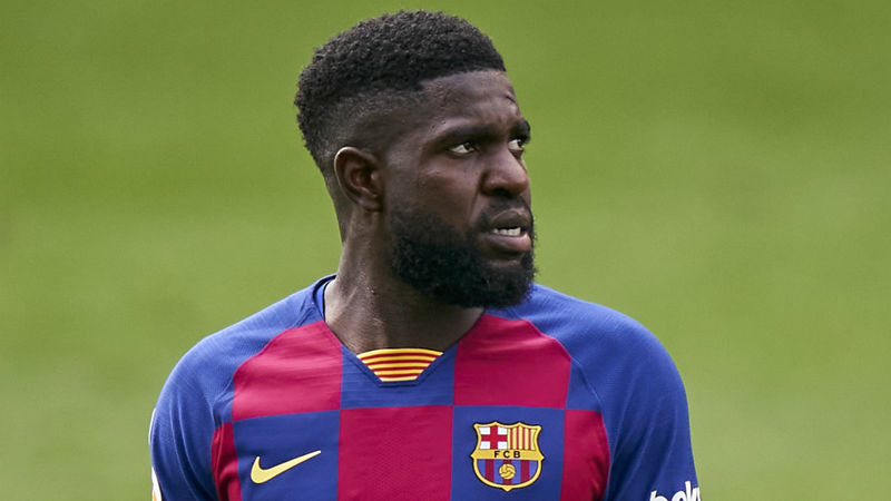 Barcelona is Barcelona - Umtiti not ready to leave Camp Nou despite Lyon interest