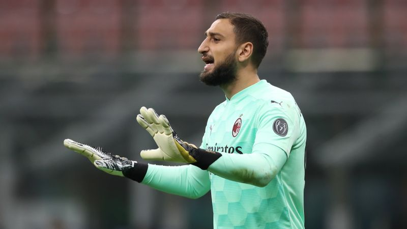 Donnarumma among five positive coronavirus tests in Milan camp