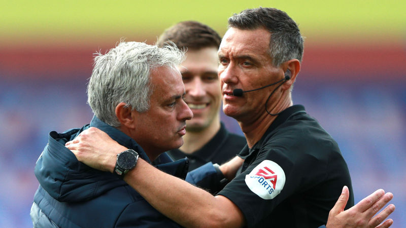 We cannot accept VAR mistakes – Mourinho