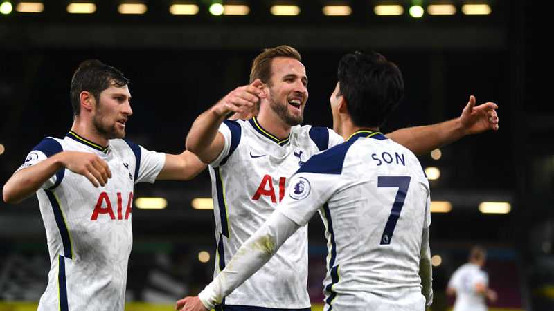 Spurs can do something special, says Kane after setting Premier League record
