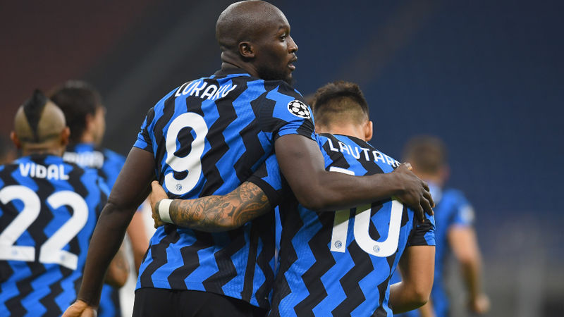 Conte wants more from Lukaku and Martinez ahead of Inter rematch with Shakhtar Donetsk