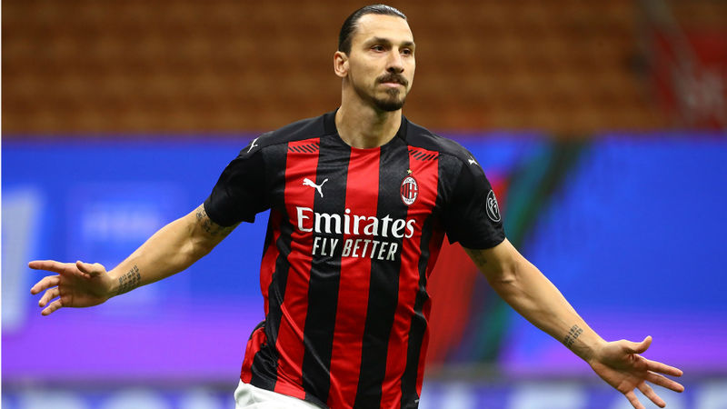 Milan 3-3 Roma: Ibrahimovic on target twice but Rossoneri held in thriller