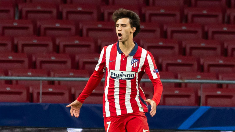 Simeone lauds 'complete' Joao Felix display