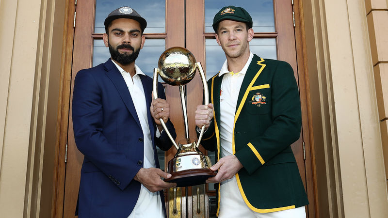 CA confirms dates and venues for Australia-India clashes