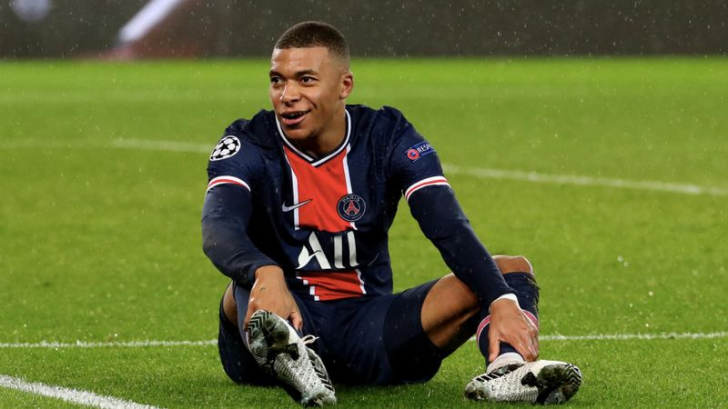 Man Utd defeat irrelevant, says Mbappe