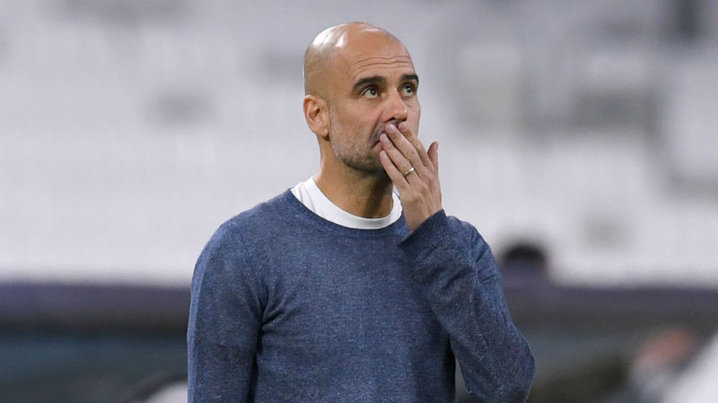 Guardiola understands criticism but confident Man City will improve