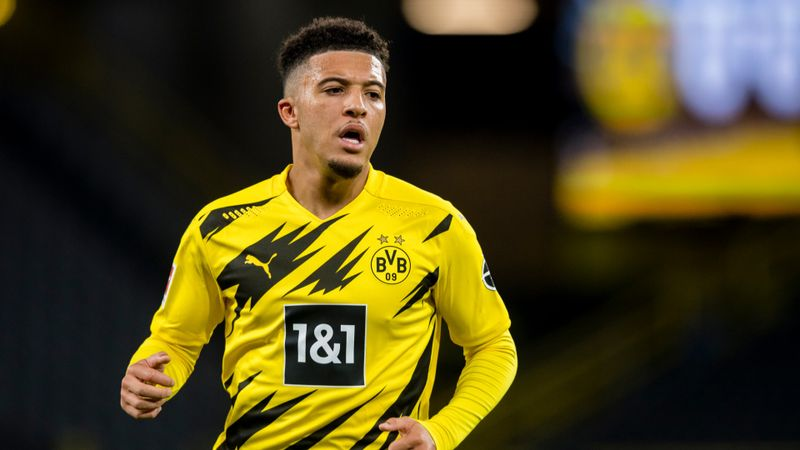 Man Utd rumours impacted Sancho form, suggests Favre