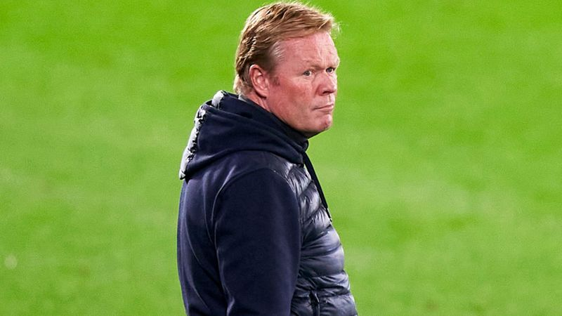 Koeman hails Barca's 'best game of the season' as they cruise past Juve