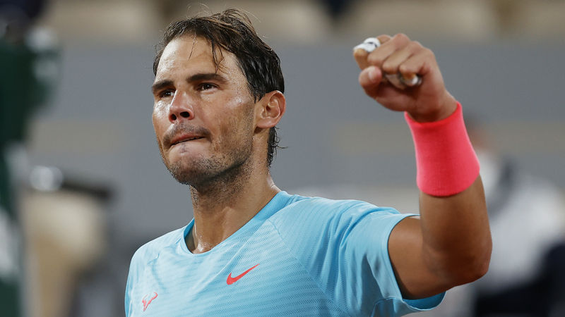 French Open 2020: Nadal untroubled by Travaglia as clay king produces 'best so far'