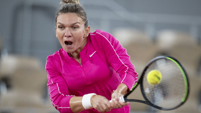 French Open 2020: Magnificent Halep playing free of pressure, Garcia ousts Mertens