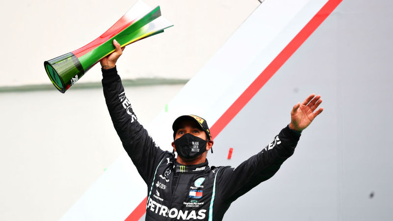 F1 2020: History-making Hamilton hunts another Schumacher record