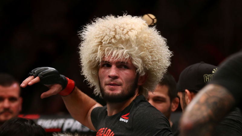Khabib will return to UFC and aim for 30-0 – White