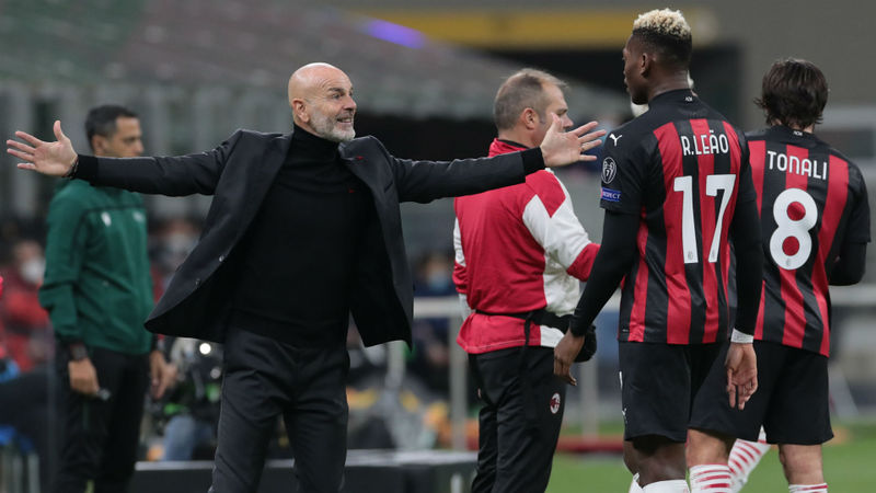 Milan's form making it hard to choose best XI, says Pioli