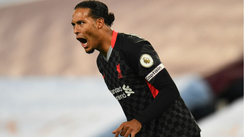Van Dijk undergoes successful surgery on knee injury
