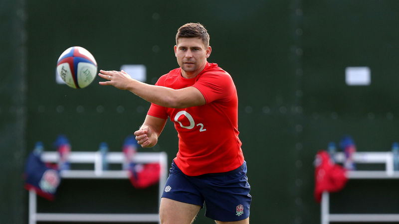 Six Nations 2020: Jones hails Youngs and George ahead of landmark England caps