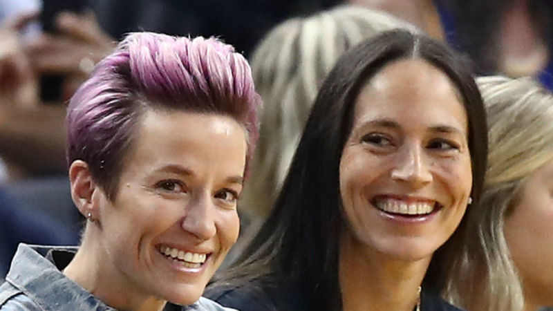 USA World Cup hero Rapinoe and WNBA star Bird engaged, Biden sends congratulations