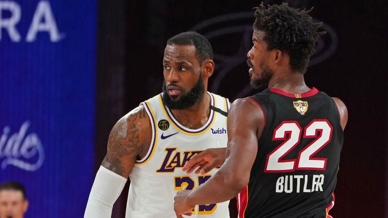 NBA Finals: LeBron lauds Butler following 40-point triple-double – One of the game's best competitors