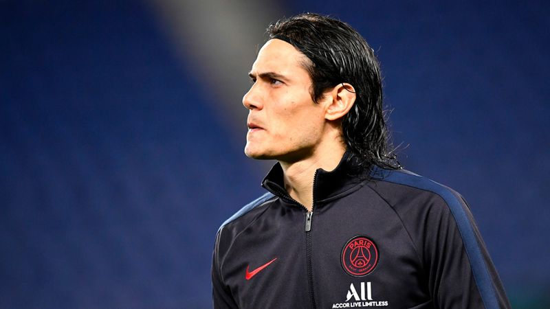 Deadline day: Cavani joins Manchester United as Arsenal swoop for Partey