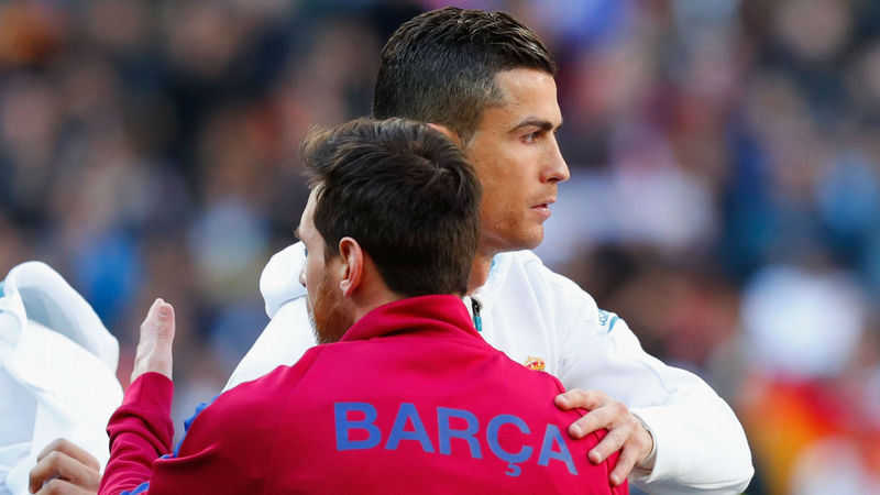 Messi and Ronaldo ambition to succeed still amazes Luis Enrique