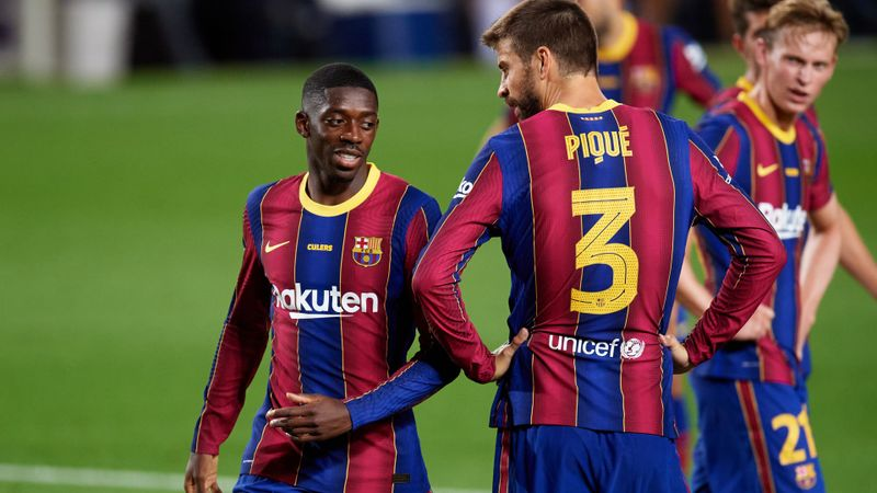 Rumour Has It: Dembele pulled plug on Man United move