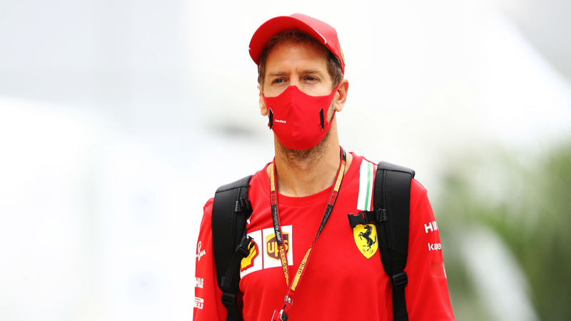 Vettel: I picked fights at Ferrari that I shouldn't have