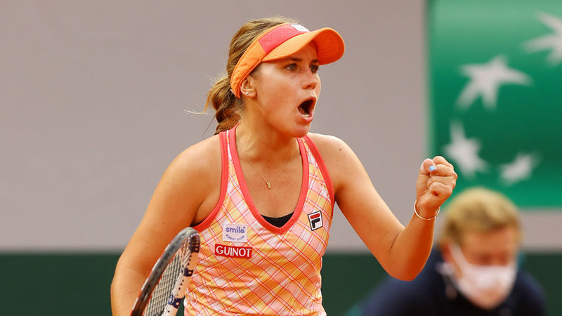 French Open 2020: Magnificent Kenin topples Kvitova to reach final
