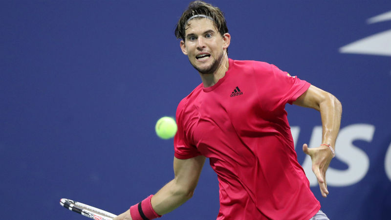 US Open 2020: Thiem sets up Zverev final after taming wasteful Medvedev