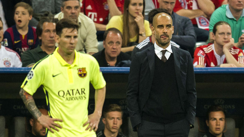 Leo explained his feelings - Guardiola keen to move on from Messi saga