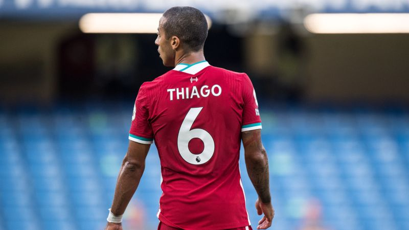 Talking Point: Thiago's instant impact at Liverpool