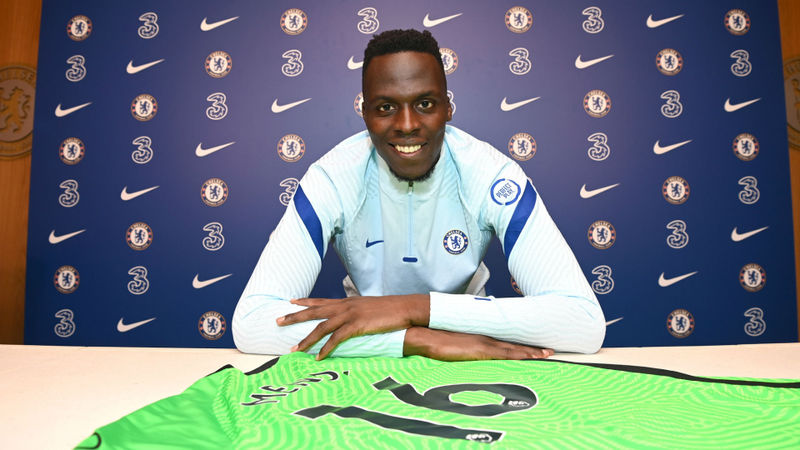 Mendy not ready to start for Chelsea as Lampard plans talks with Kepa