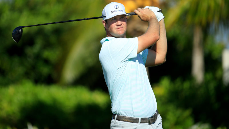 Swafford edges clear in Dominican Republic