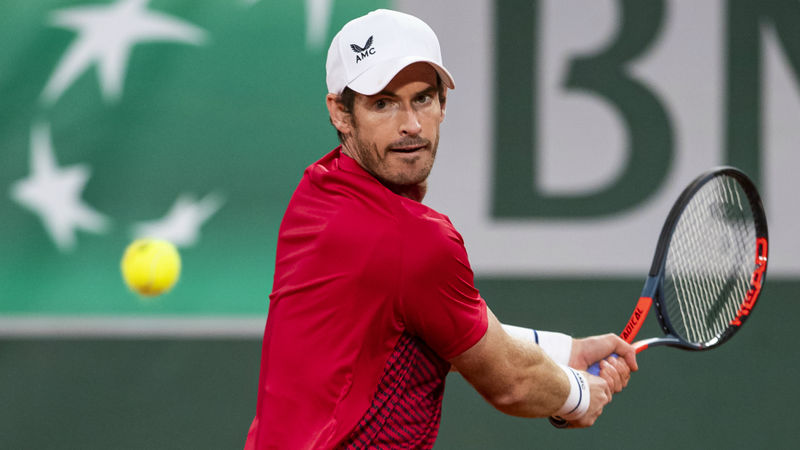 Murray planning busy finish to 2020 after French Open woe