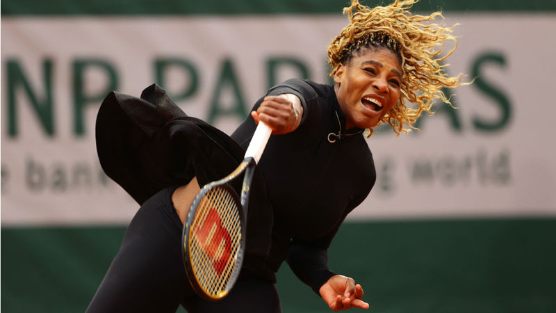 French Open 2020: Serena Williams set for New York repeat, Keys and Kerber crash out